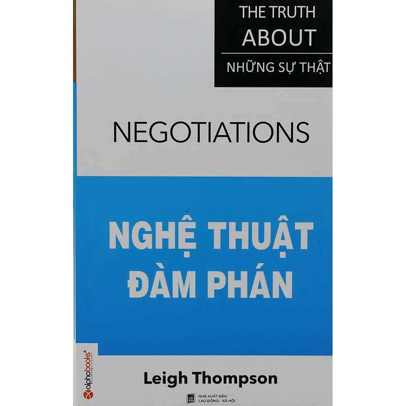 Nghệ thuật đàm phán - Leigh Thompson