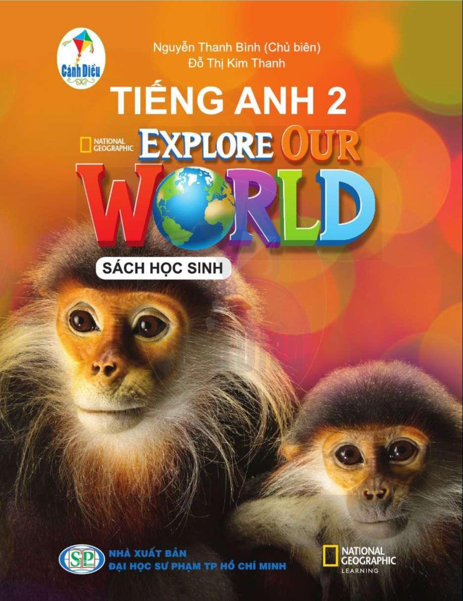 Cánh Diều Tiếng Anh 2 Explore Our WORD