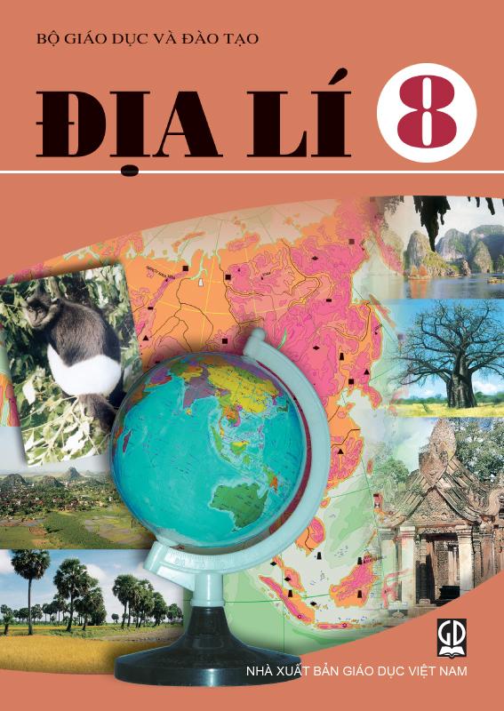 Sách Giáo Khoa Địa Lý 8