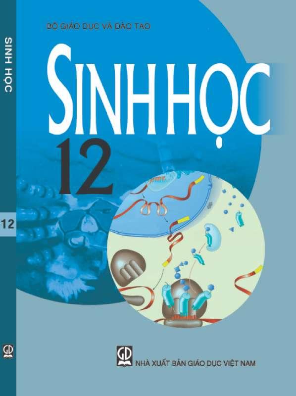 Sách Giáo Khoa Sinh Học 12