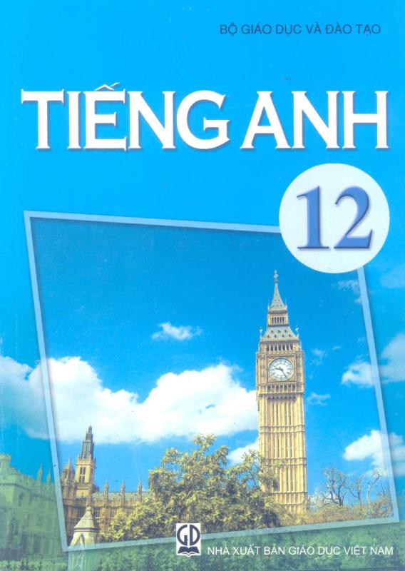 Sách Tiếng Anh 12 Cơ Bản