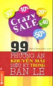 99 Phương án Khuyến mãi trong bán lẻ