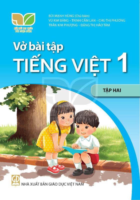 Kết Nối Tri Thức Với Cuộc Sống Vở Bài Tập Tiếng Việt 1 Tập 2