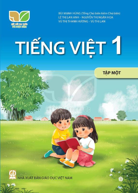 Kết Nối Tri Thức Với Cuộc Sống Tiếng Việt 1 Tập 1