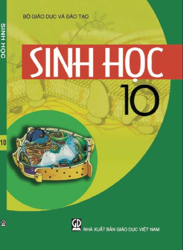 Sách Giáo Khoa Sinh Học 10