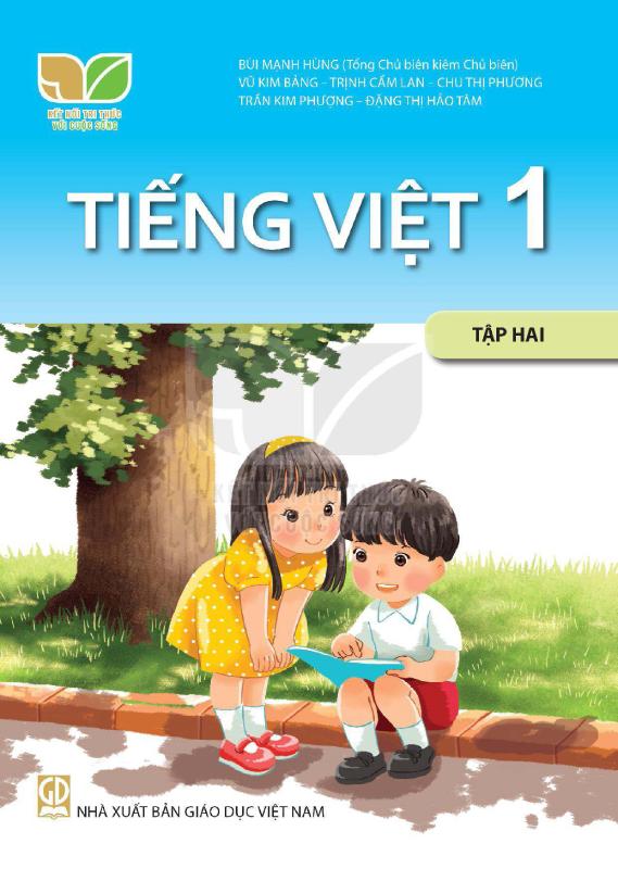 Kết Nối Tri Thức Với Cuộc Sống Tiếng Việt 1 Tập 2