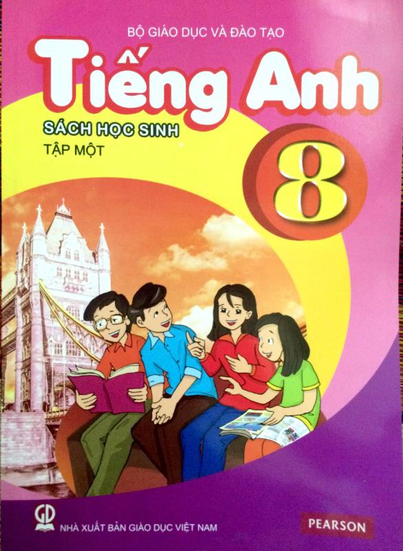 Sách Tiếng Anh 8 Tập 2