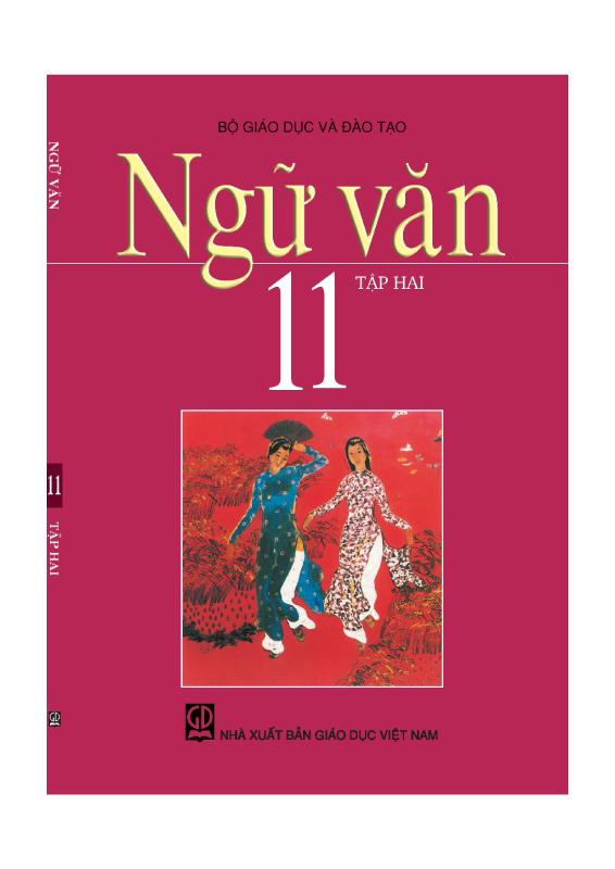 Sách Giáo Khoa Ngữ Văn 11 Tập 2