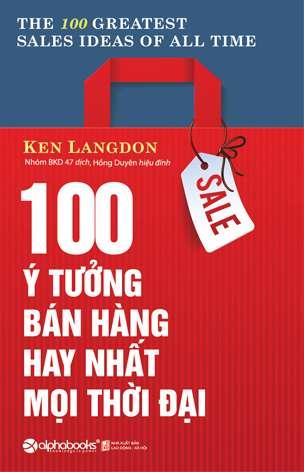 100 Ý tưởng bán hàng hay nhất