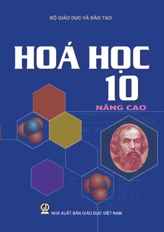 Hóa Học 10 Nâng Cao