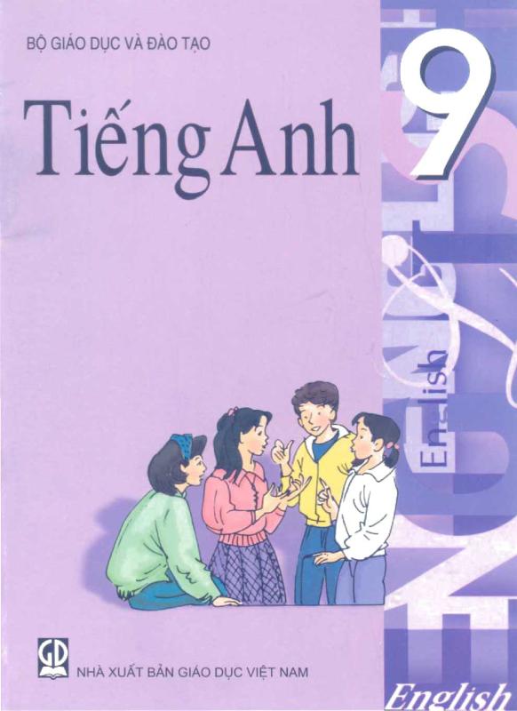 Sách Tiếng Anh 9