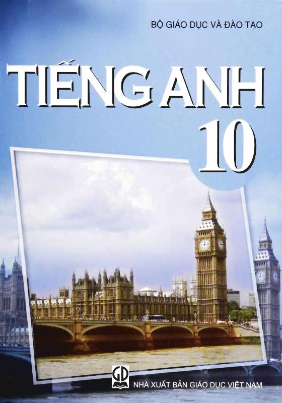 Sách Giáo Khoa Tiếng Anh 10