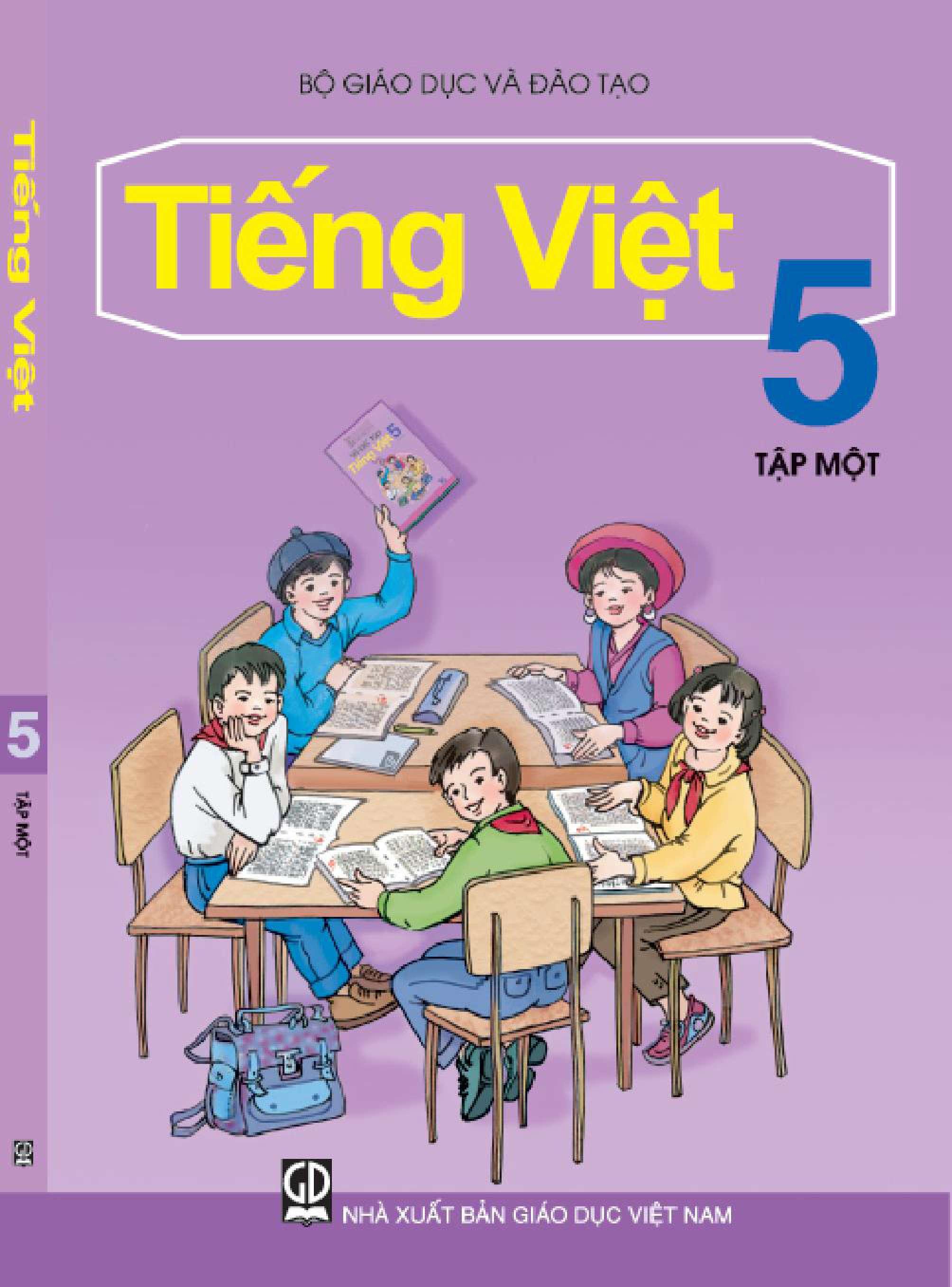 Tiếng Việt 5 Tập 1