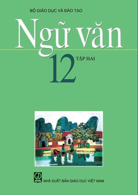 Sách Giáo Khoa Ngữ Văn 12 Tập 2