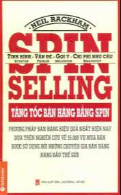 Phương pháp tăng tốc Bán hàng bằng Spin