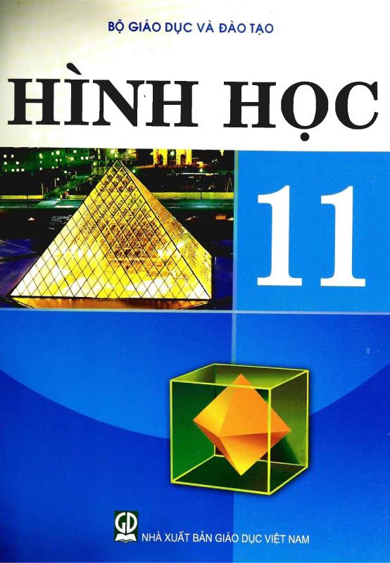 Sách Giáo Khoa Hình Học 11