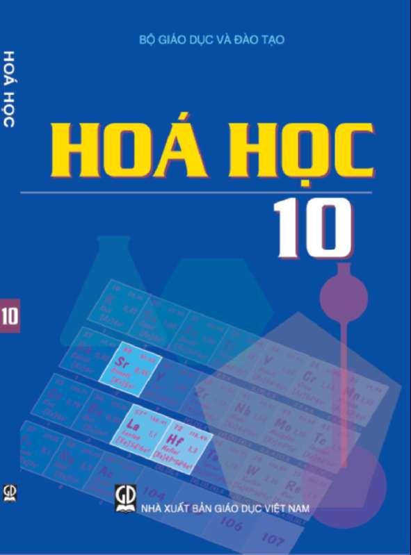 Sách Giáo Kho Hóa Học 10