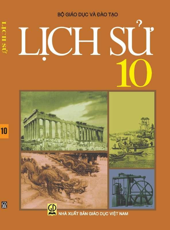 Sách Giáo Khoa Lịch Sử 10